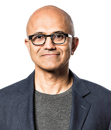 Satya Nadella Biography